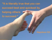 help other succeed
